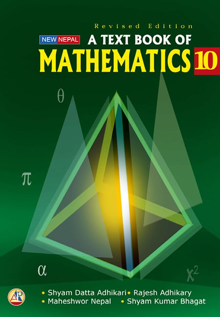 A Text Book of Mathematics 10