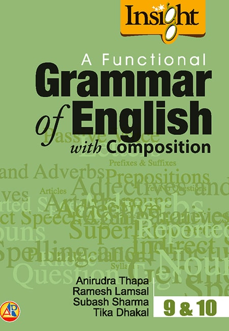A Functional Grammer of English 9 & 10
